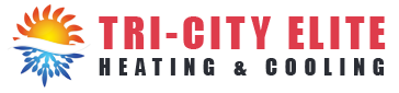 Tri City Elite Heating & Colling - Website Logo