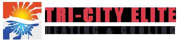 Tri City Elite Heating & Colling - Website Logo
